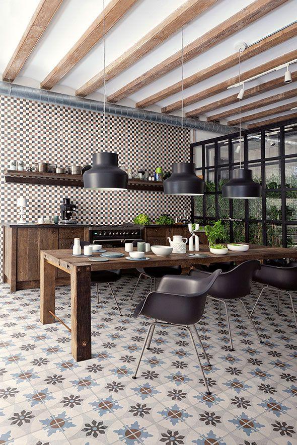 trendige retropl ttli. Black Bedroom Furniture Sets. Home Design Ideas