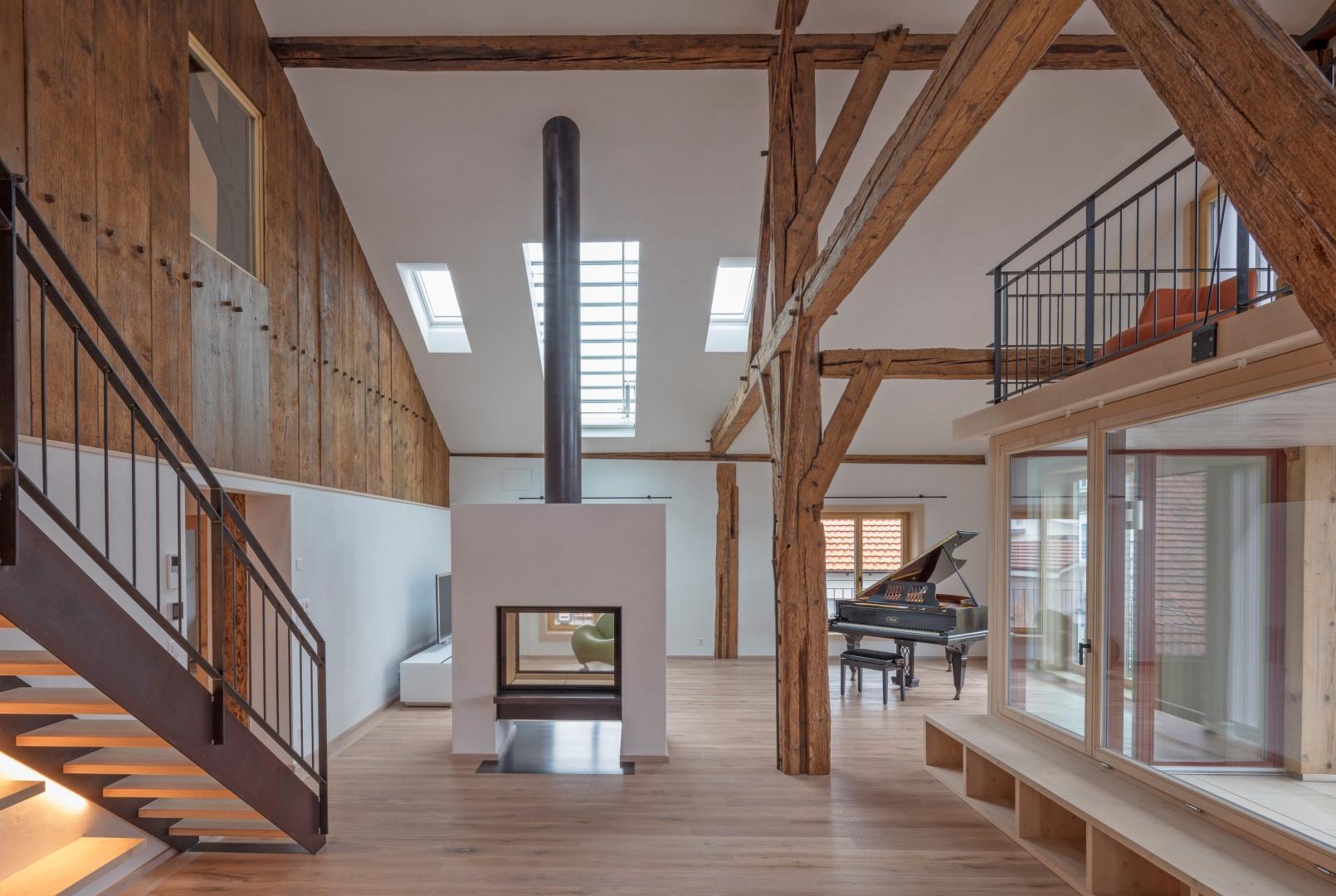 Umbau Bauernhaus und Scheune   Architekturprojekte ...